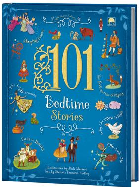 101 BEDTIME STORIES.