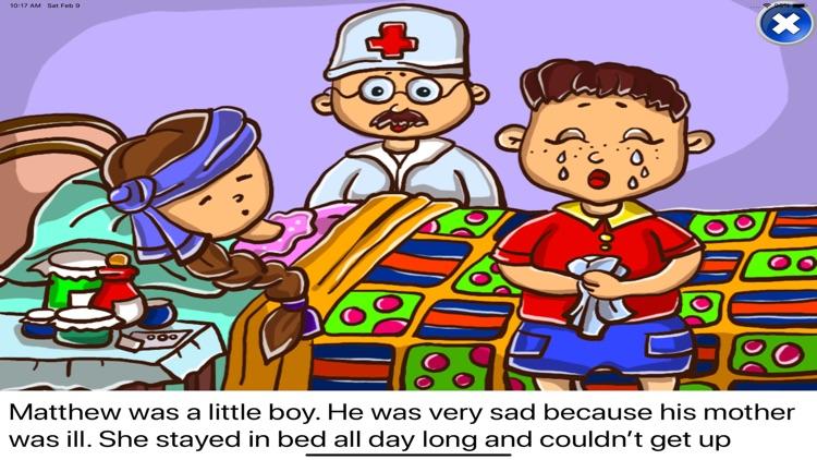 Moka bedtime stories for kids by SmartBet LLC.