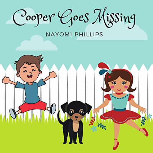 Children\'s Story Book: Cooper Goes Missing, Bedtime Stories for Kids and  Toddlers.