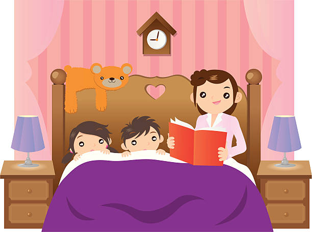 Bedtime story clipart 3 » Clipart Station.