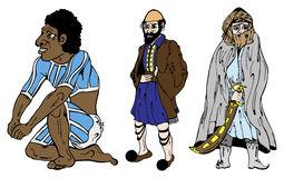Bedouin Stock Illustrations.