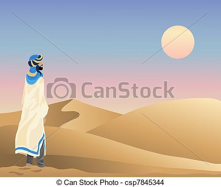 Bedouin Vector Clip Art Royalty Free. 360 Bedouin clipart vector.