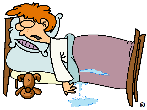 Dealing with Bedwetting.
