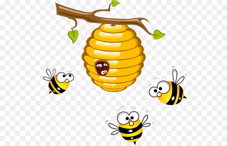 Beehive Honey Bee Clip Art Hive Clipart Png Download 600 577 Unusual.