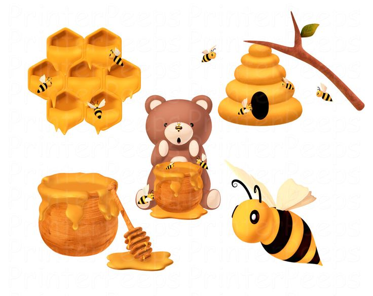 17 Best images about Clipart Bees on Pinterest.