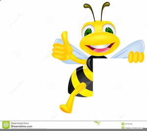 Bumble Bee Border Clipart.