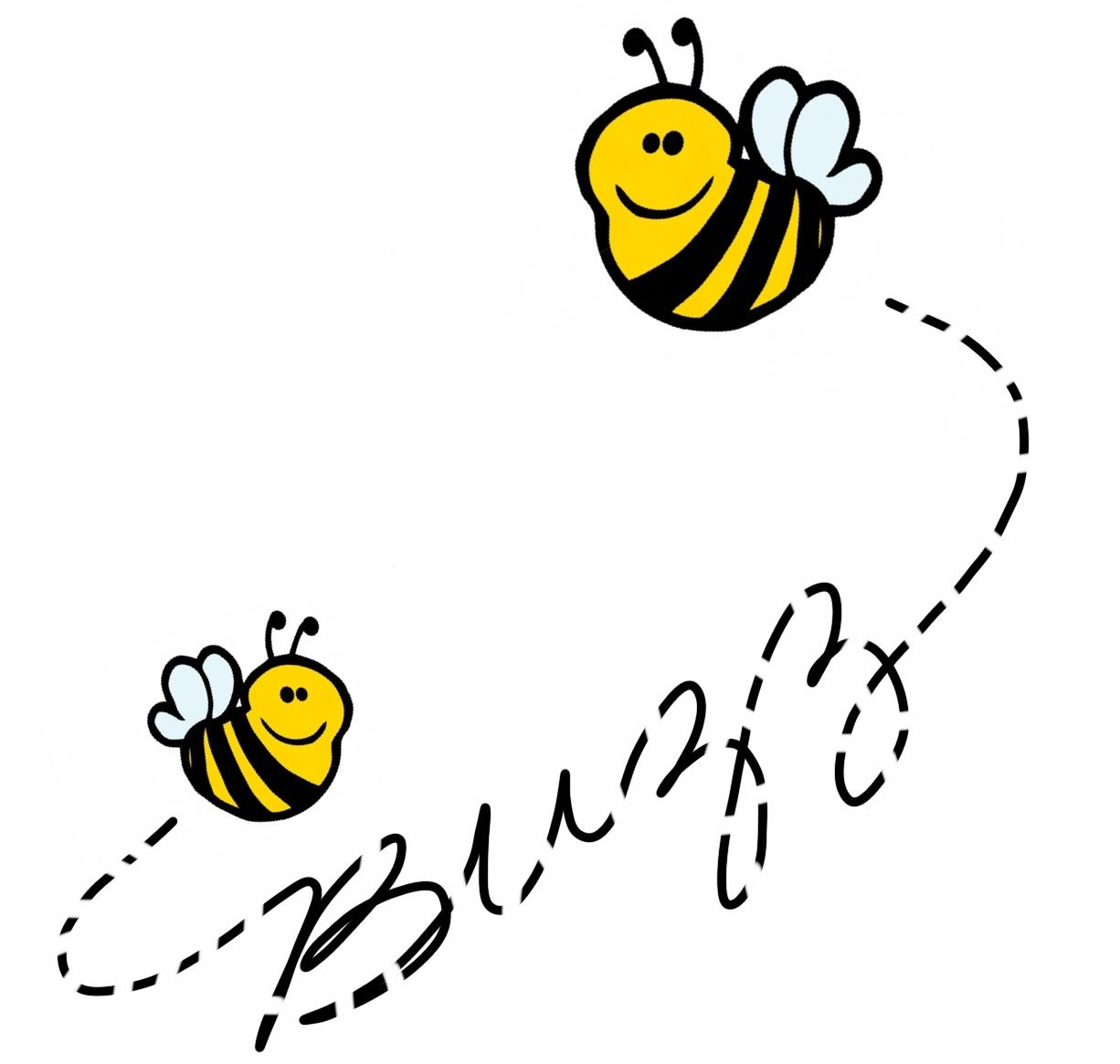 Animals Clipart Buzzing Bee Clipart Gallery ~ Free Clipart.