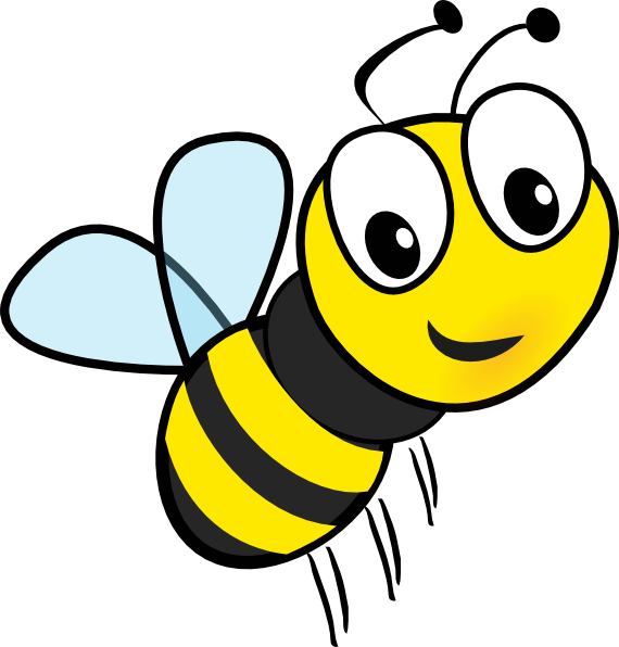 Free Bee Clip Art Pictures.
