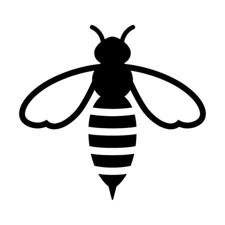 Image result for honey bee clipart black and white free.