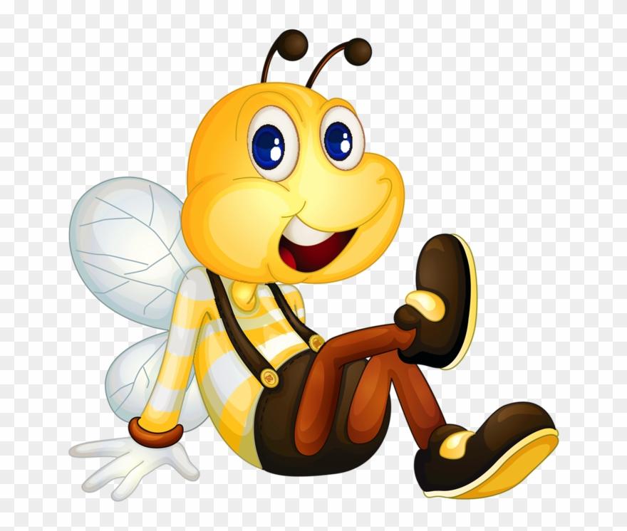 Bee Clipart, Ruche, Cute Bee, Clip Art.