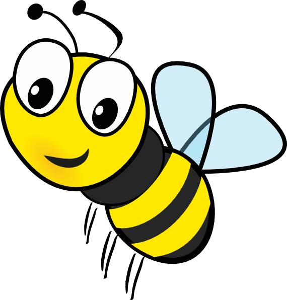 Bee Clip Art For Teachers Free Clipart Images Transparent Png.