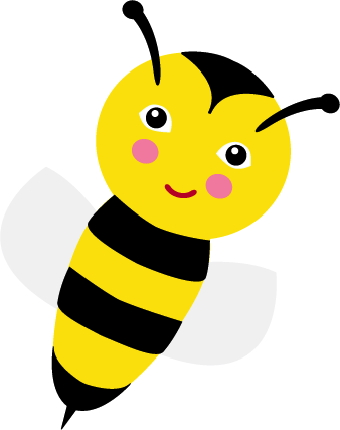 Bee Clip Art For Teachers.