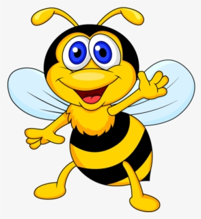 Free Bee Images Clip Art with No Background , Page 2.