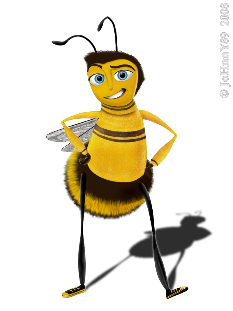 Bee Movie Clipart.