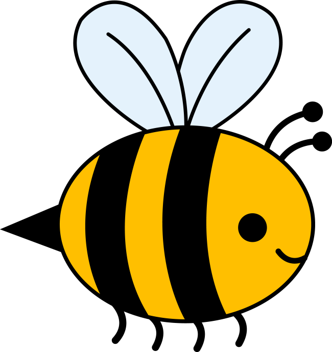 Best Bee Clipart #25604.