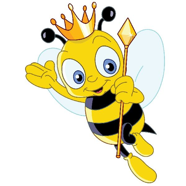 bee clipart transparent clipground