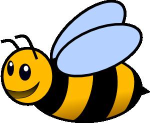 Cute Bee Clipart.