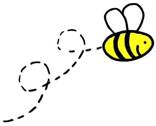 Free Bee Drawing, Download Free Clip Art, Free Clip Art on Clipart.