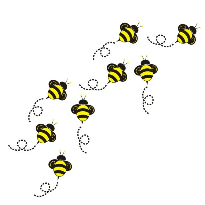 Free bee clipart clipartcow.