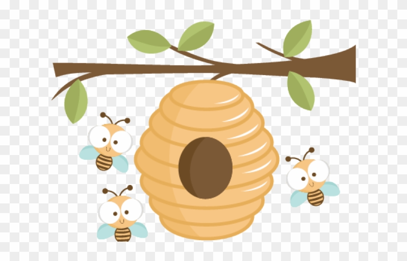 Honey Bee Hive Png Clipart, Transparent Png.