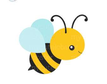 Honey Bee Hive Clipart.