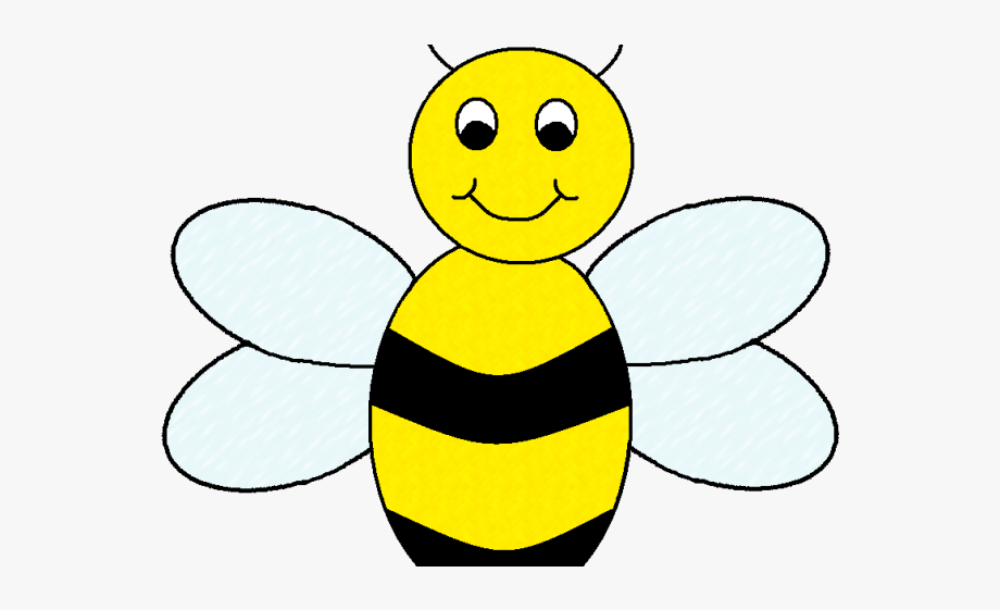 Bee Hive Clipart Yellow Bee.