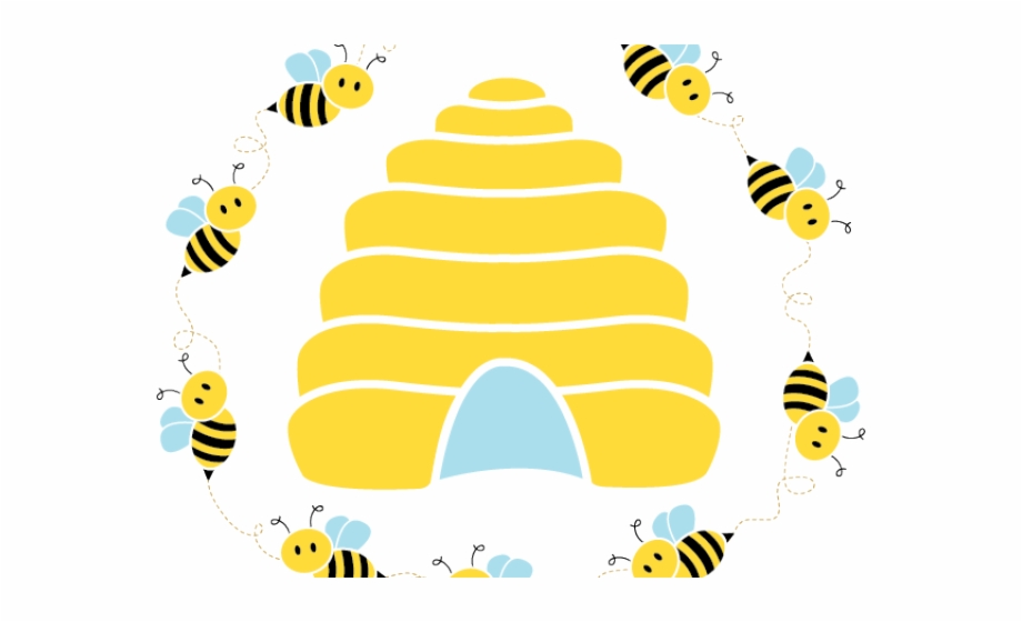 Bee Hive Clipart Class.