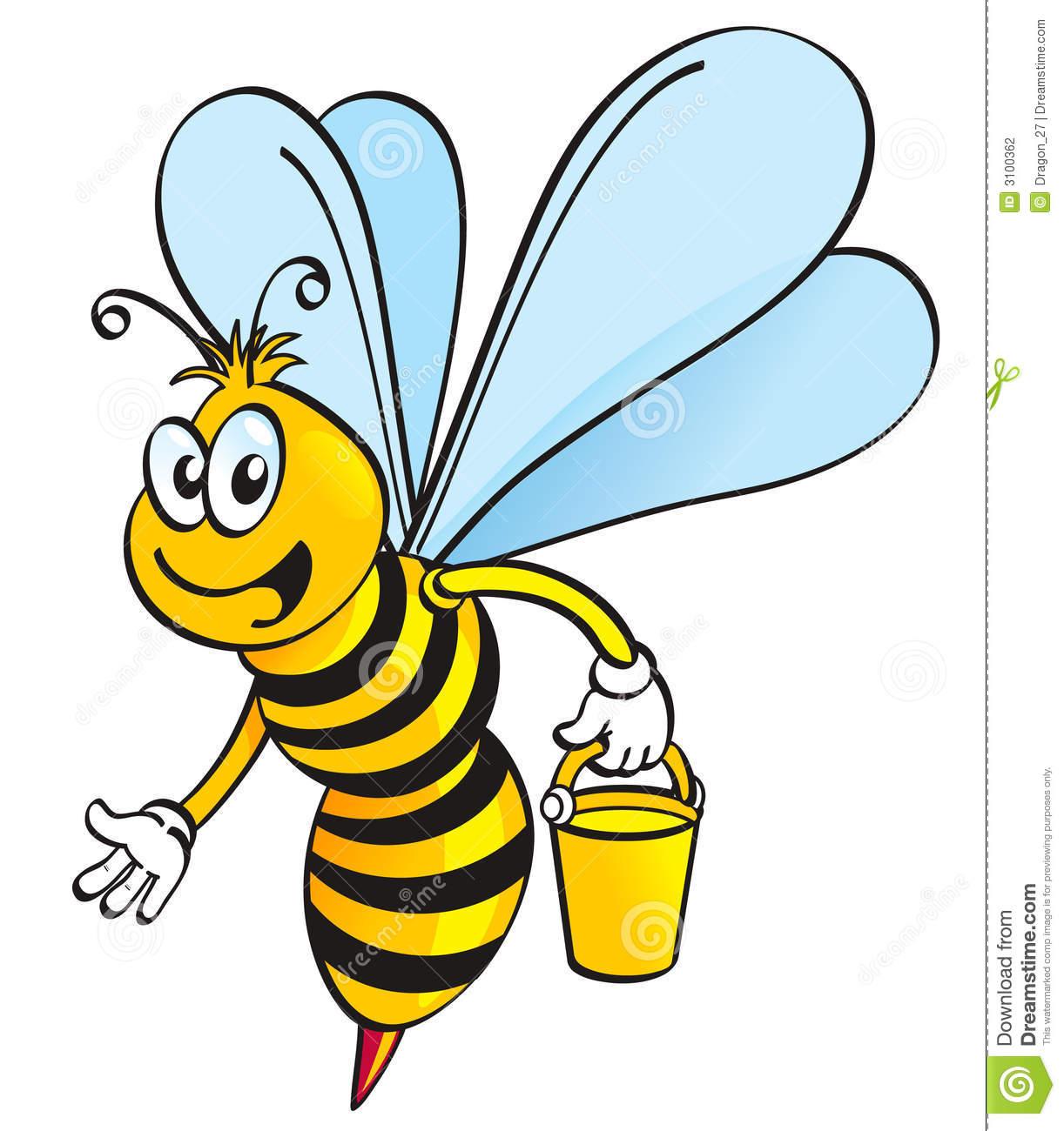 Honey Bee Clipart.