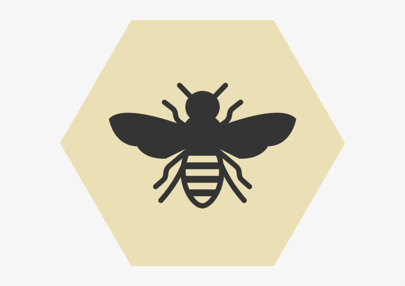 Bee Icon Png Transparent PNG.