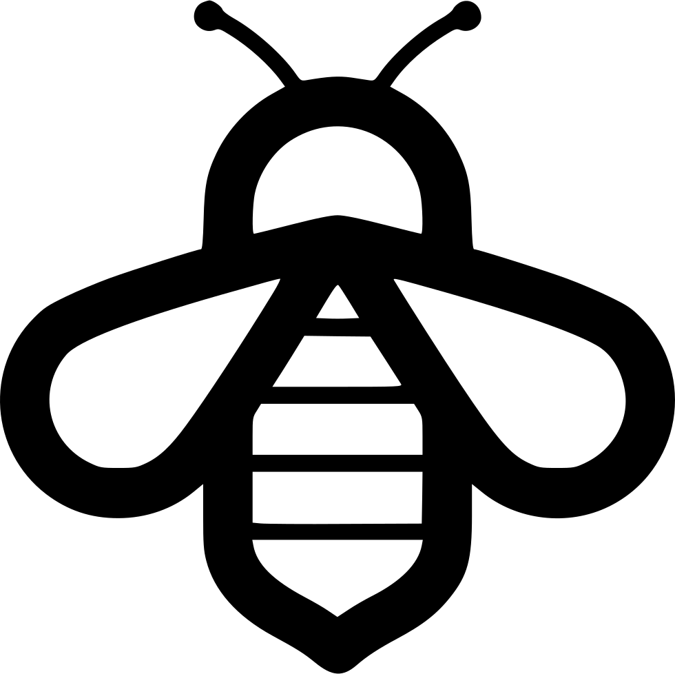 Bee Svg Png Icon Free Download (#563816).