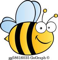 Bee Clip Art.
