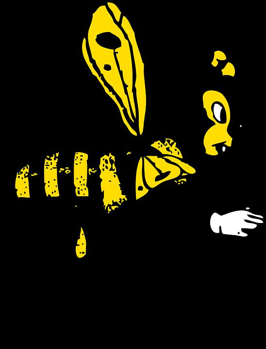 Free vector graphic: Bee, Insect, Honey, Pollen, Beehive.