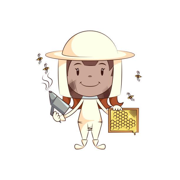 Best Beekeeper Illustrations, Royalty.