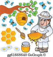 Beekeeper Clip Art.
