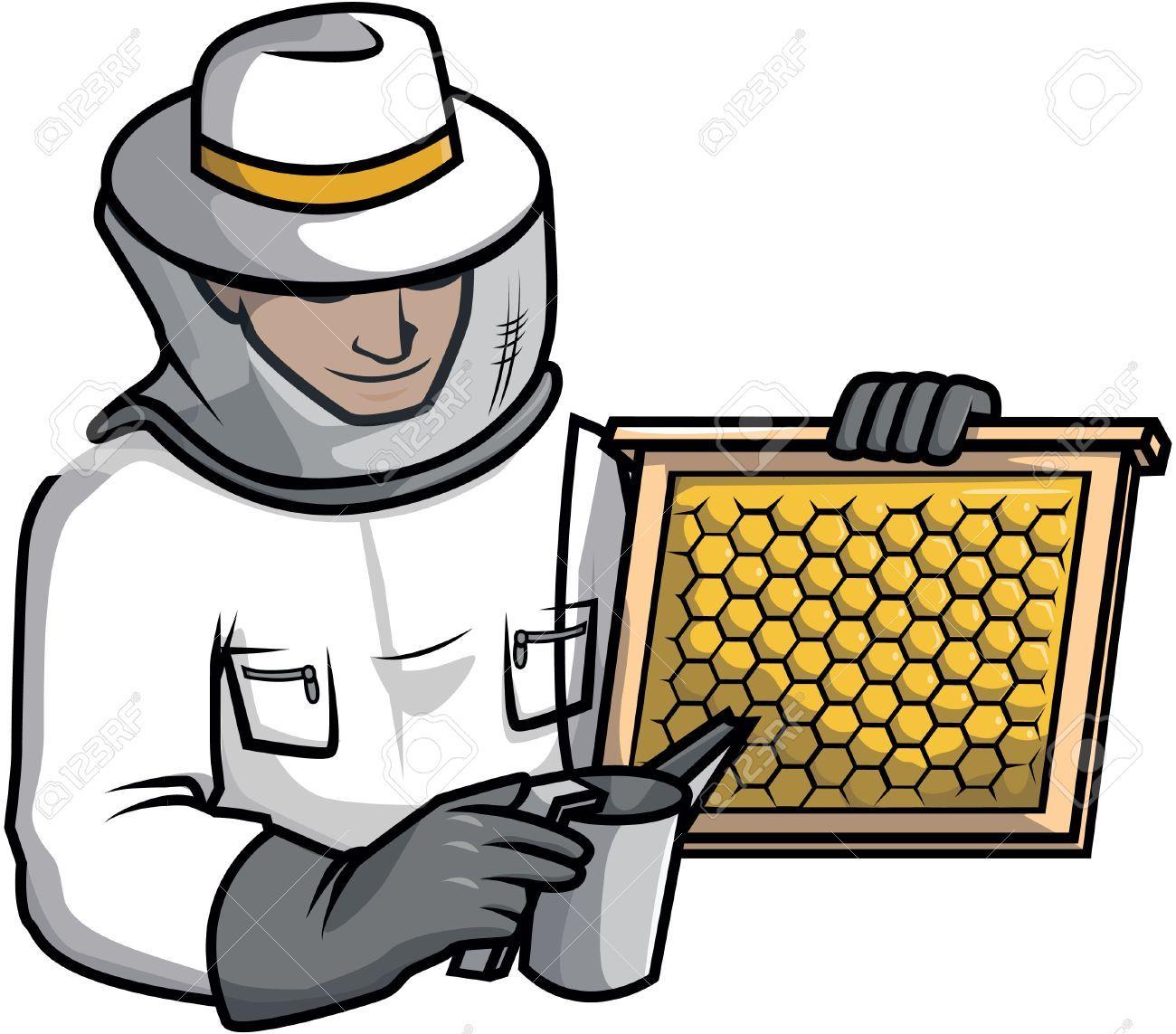 Bee keeper clipart 8 » Clipart Portal.