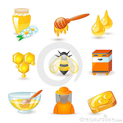 Beekeeping Stock Illustrations.