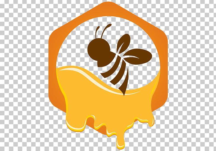 Honey Bee Honey Bee Logo Beekeeping PNG, Clipart, Bee, Beehive.