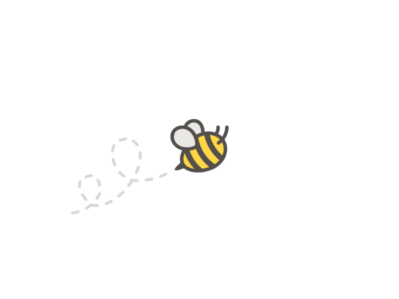 Bee Logo.