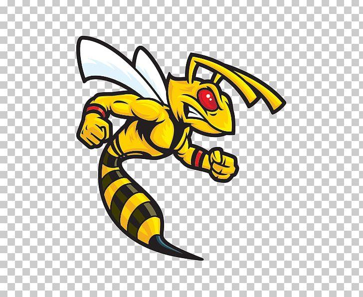 Hornet Bee Logo Wasp Decal PNG, Clipart, Animal Figure, Art, Artwork.