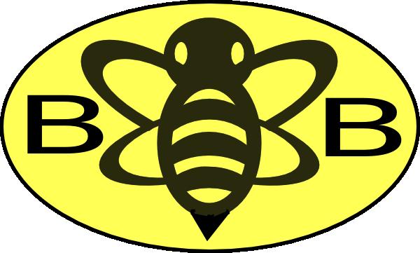Bumble Bee Logo Clip Art at Clker.com.