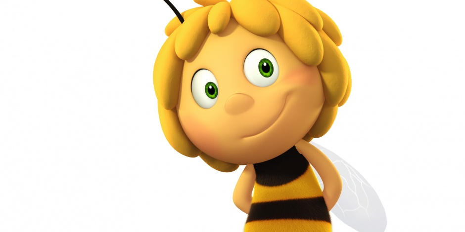 Maya the bee clipart.