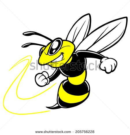 Bee Team Clipart.