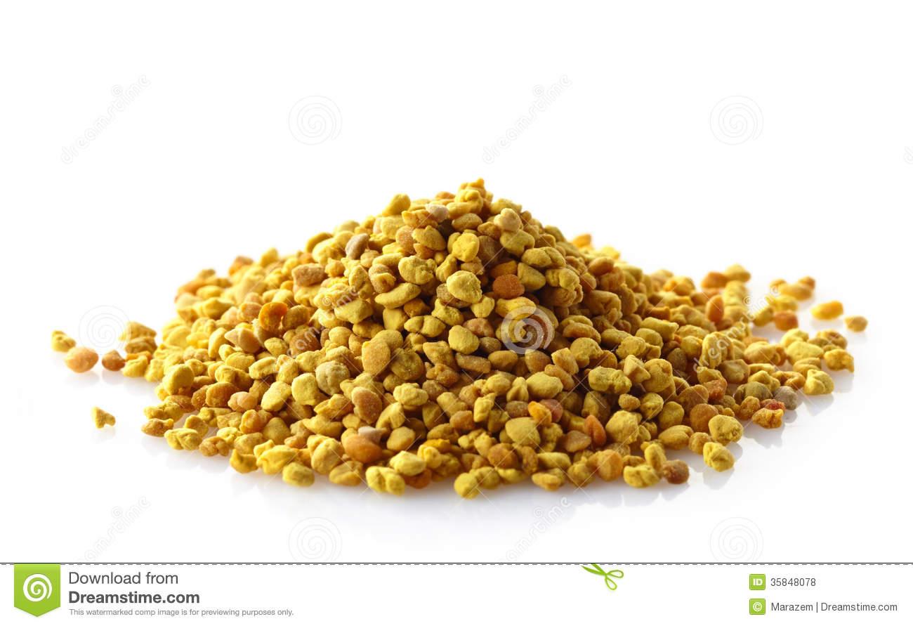 Bee Pollen Royalty Free Stock Photos.