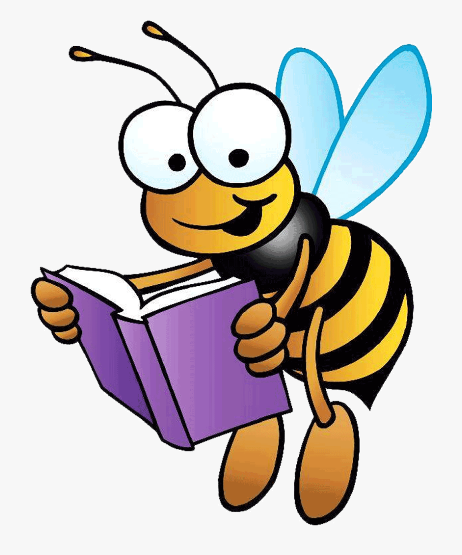 Bees Clipart Reading.