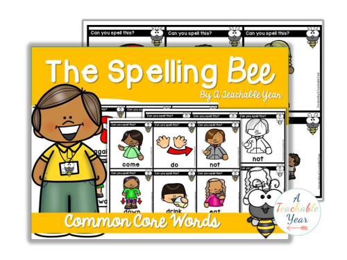 The Spelling Bee.
