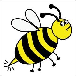 Stinging Bee T.
