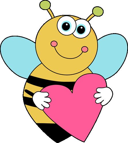 Bee Border Clip Art.