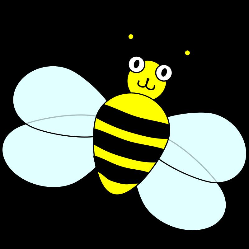 Bee Pilot Cliparts.