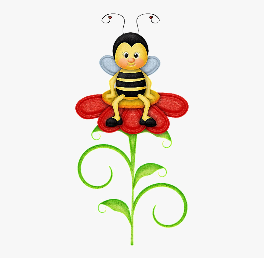 Bee Clipart, Bee Images, Cute Bee, Image Digital, Tole.
