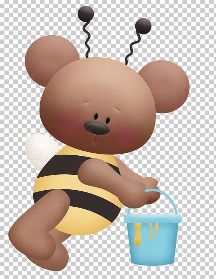 Bee Bear Drawing PNG, Clipart, Animal, Bear, Bee, Bumblebee.